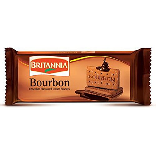 BRITTANNIA BOURBON KREME BISCUITS