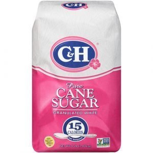 C&H GRANULATED SUGAR