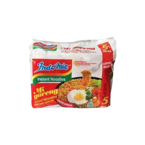 INDO MIE INST STIR FRY NOODL HOT&SPI