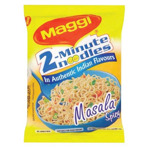 MAGGI 2-MIN NOODLES MASALA SPICY