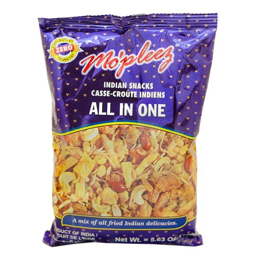 MO'PLEEZE ALL IN ONE INDIAN SNACKS