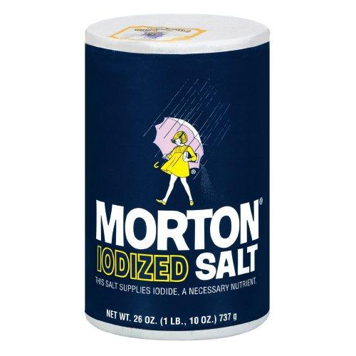 MORTON SALT IODIZED